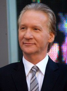 Bill Maher - wikicommons