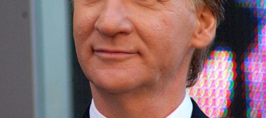 Bill Maher mangles CA