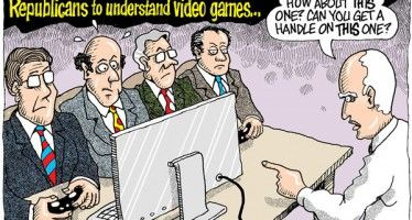 Brown's video game