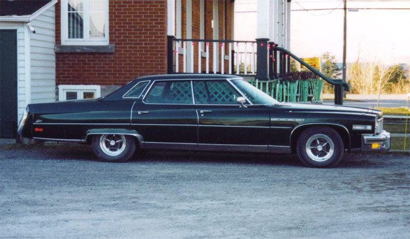Buick 225 1976