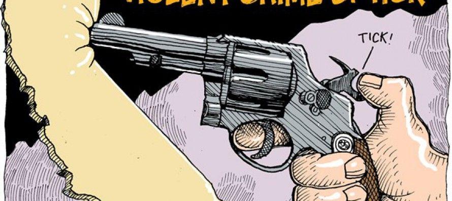 California violent crime