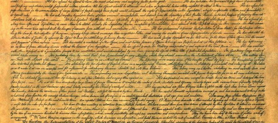 Siskiyou County Declaration of Independence