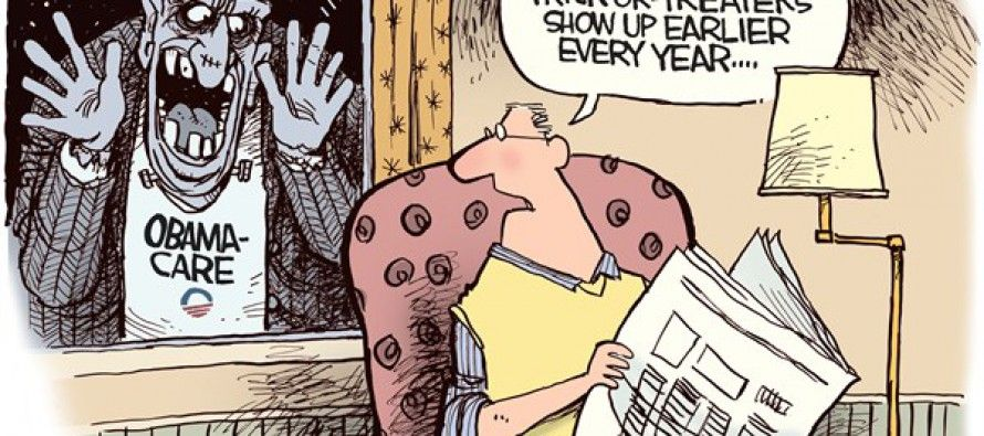 Obamacare scare
