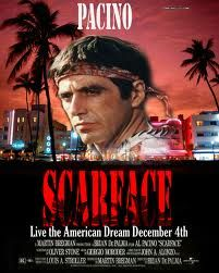 Pacino Scarface Poster
