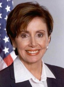 Pelosi - official picture