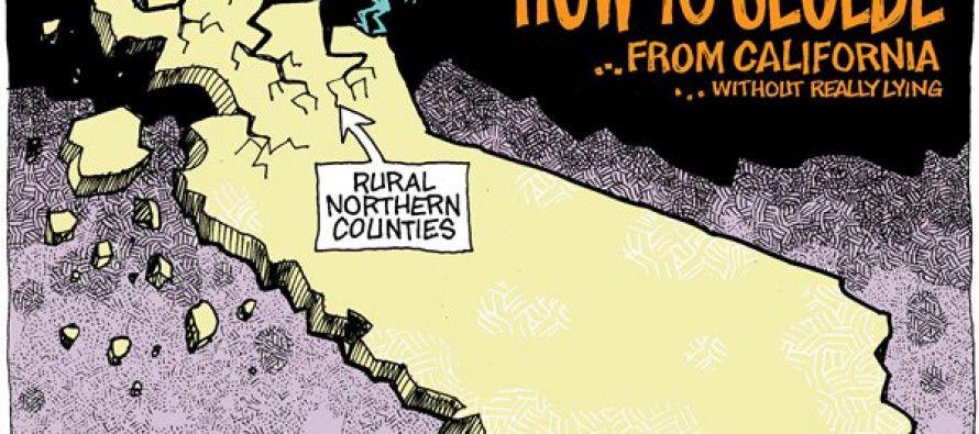 Secession from California