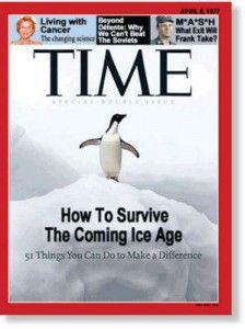 Time ice age 1977