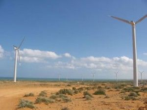 Wind turbine, wikimedia