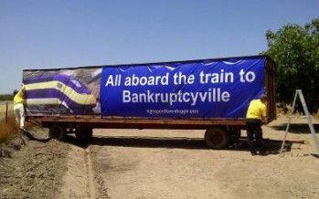 Oct. 3 key deadline for CA response to anti-bullet-train ruling