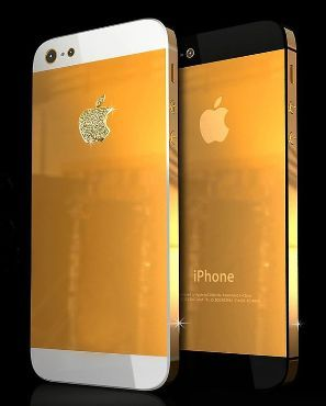 gold-iphone5