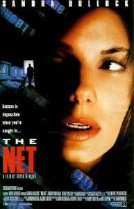 the Net movie poster