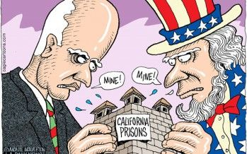 CA prison reform battle