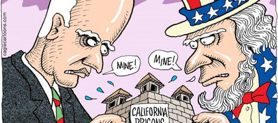 CA prison reform battle