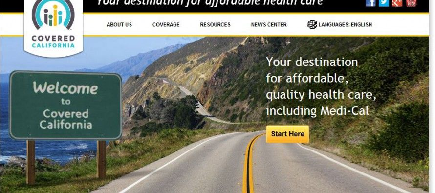 CA drops the hypodermic on Obamacare implementation
