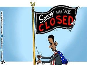 Obama govt. closed, Oct. 11, 2013