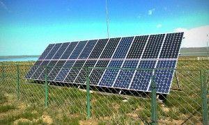 Solar panels, wikimedia