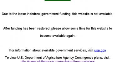 Shutdown: Where is CA now?