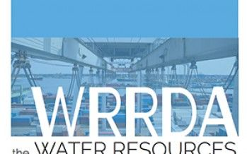 Wild card water bill surfaces with no earmarks