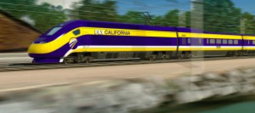 Gov. Brown's legal strategy to prop up bullet train faltering