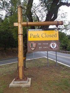 shutdown park, wikimedia