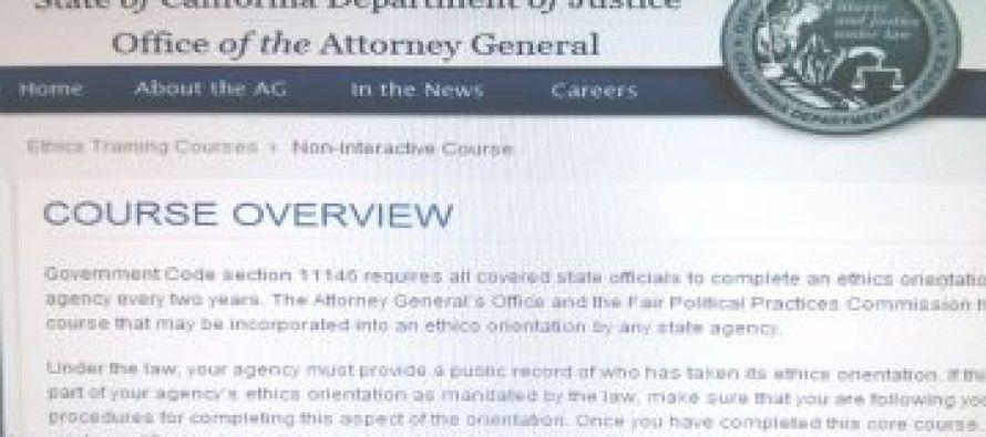 AG Kamala Harris' blatant-but-legal corruption