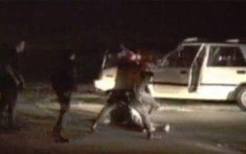 Police assault horror story