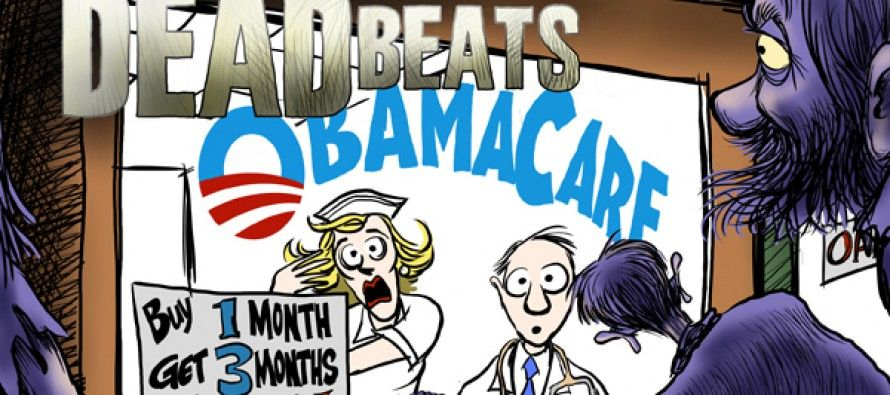 CA says 'no' to Obamacare freebies, makes own law