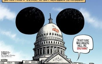 Issues split CA GOP delegation in Congress