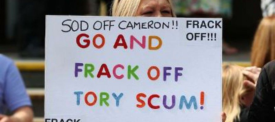 Fracking: California should learn from Britain's change of course