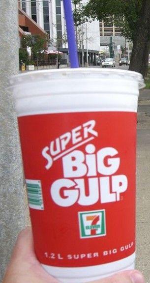 Big Gulp, wikimedia