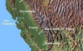 California's disappearing farmland