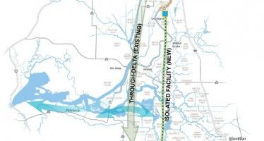 2014 promises water fight over Delta tunnels