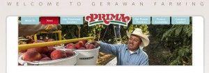 Gerawan Farming home page
