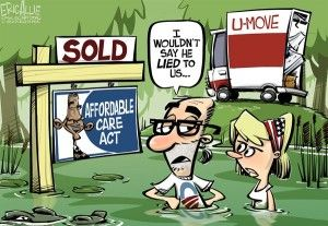 Obamacare sold, Allie, Dec. 2, 2013