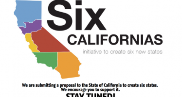 Should California become six new states?