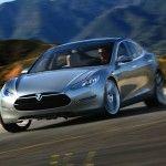 Tesla Model S wikimedia