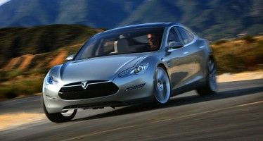 Tesla gets first taste of tax break