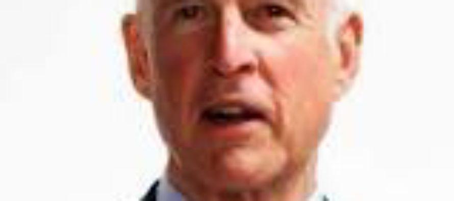 Gov. Brown's budget largely ignores massive debt