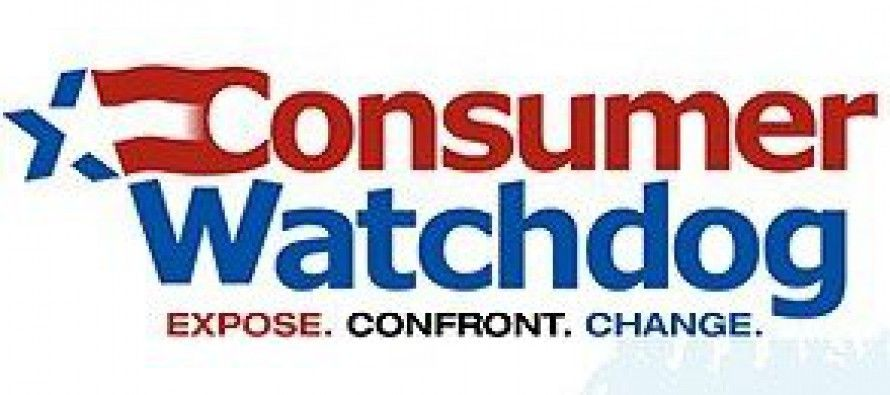 Consumer Watchdog criticized for 'misleading' report