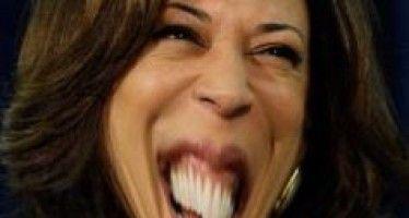 Will Kamala Harris monkey-wrench CA pension reform — again?