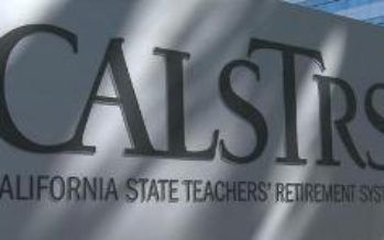 CalSTRS bailout cost: Pension tsunami laps at CA shores