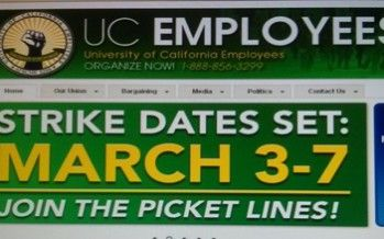Democrats mostly silent on UC strike amid declining union approval