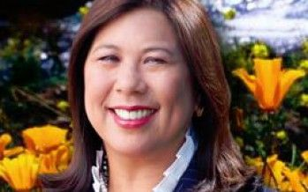 Betty Yee declares victory in controller race