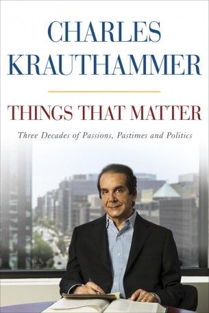 Krauthammer book cover