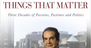 Krauthammer pulls plug on Obamacare at PRI Thatcher dinner