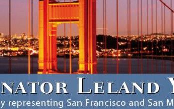 Sen. Leland Yee promises to 'prevent corruption'