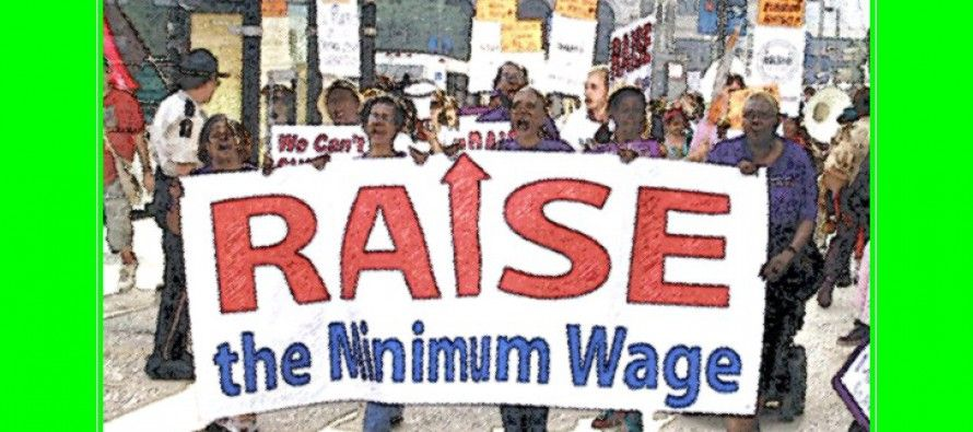New min wage law clears CA Senate committee