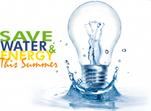 Save water and energy - state image