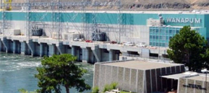 Cracked dam shows vulnerability of CA green power grid
