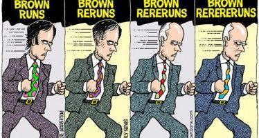 Jerry Brown reruns